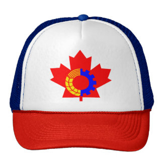 Communist Party of Canada Trucker Hat