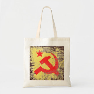 Communist Symbol Tote Bag