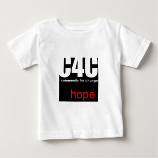 Community for Change Baby T-Shirt