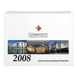 Community Medical Centers Employee Photo Calendar