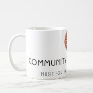 Community Music Center Mug