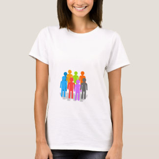 Community of people T-Shirt