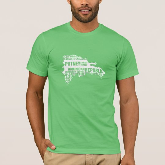 Community Service Dominican Republic T-Shirt