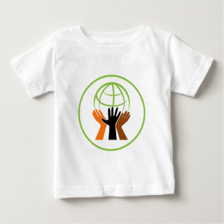 Community Village Circle Baby T-Shirt