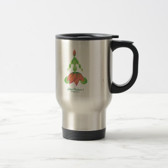 Communter Mug (Lotus Posture)