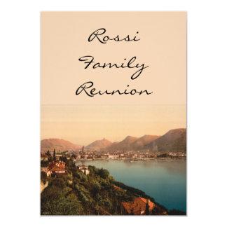 Como I, Lake Como, Lombardy, Italy Card