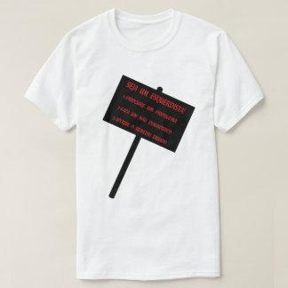 Como ser socialista T-Shirt