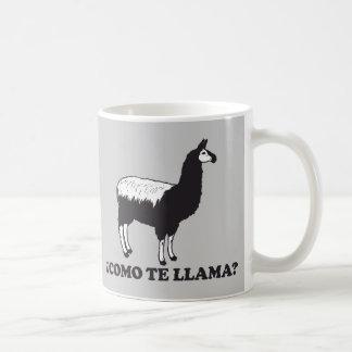 Como Te Llama Coffee Mug