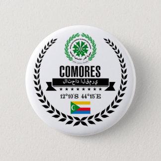Comoros 2 Inch Round Button