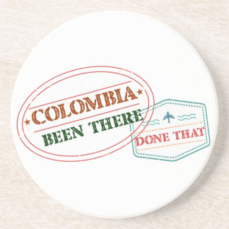 Comoros Been There Done That Coaster
