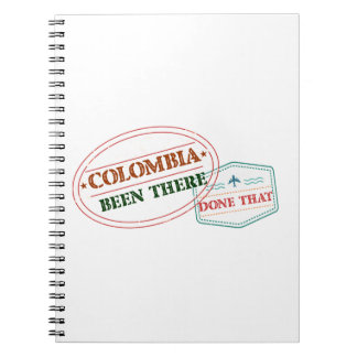 Comoros Been There Done That Notebook