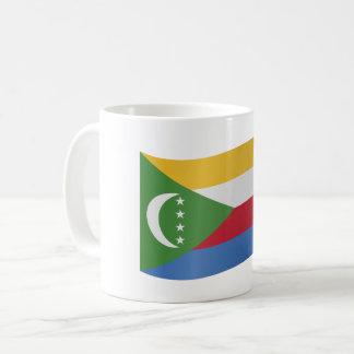 Comoros Flag Coffee Mug