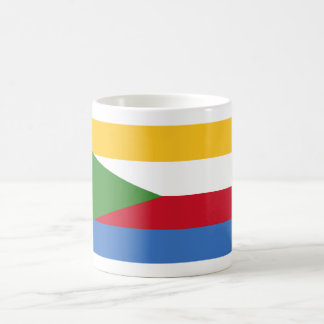 Comoros Flag Coffee Mug