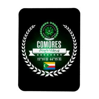 Comoros Magnet