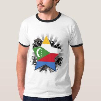 Comoros Star T-Shirt