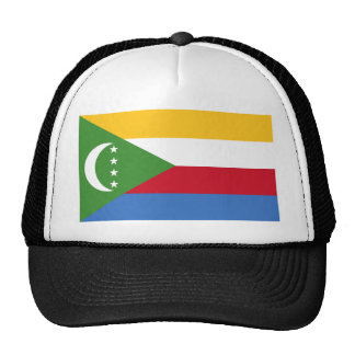 comoros trucker hat