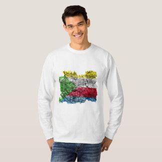 Comoros Vintage Flag T-Shirt