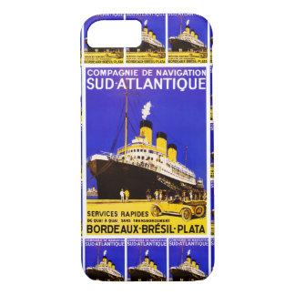 Compagnie De Navigation Sud Atlantique iPhone 7 Case