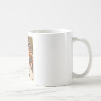 Compagnie Francaise Des Chocolats Basic White Mug