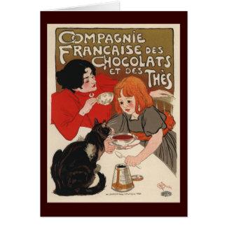 Compagnie Francaise Des Chocolats Cards