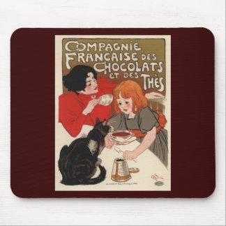 Compagnie Francaise Des Chocolats Mouse Pads