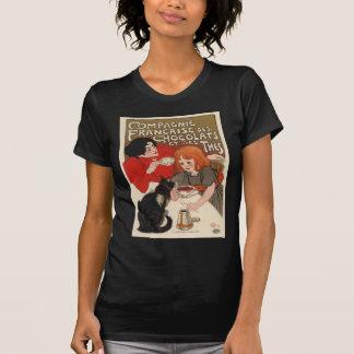 Compagnie Francaise Des Chocolats T Shirt