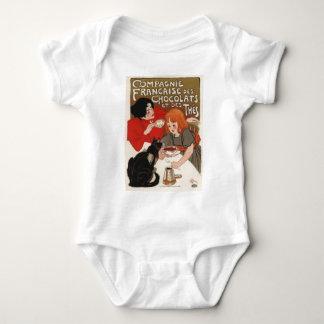 Compagnie Francaise Des Chocolats T-shirts