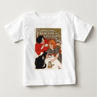 Compagnie Francaise Des Chocolats Tshirt