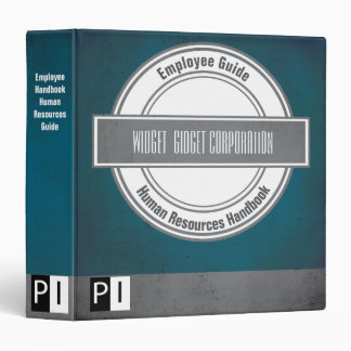 Company Corporate Professional Guide Vinyl Binders