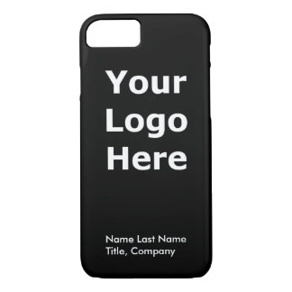Company Logo iPhone 7 Phone Case