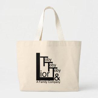 Company Logo.jpg Jumbo Tote Bag