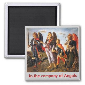 company of Angels magnet