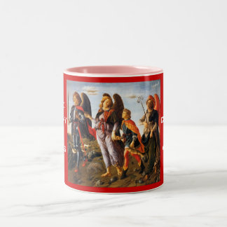 company of Angels mug