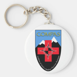 COMPAS Key Chain