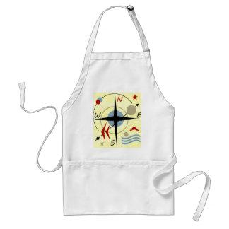 Compass 3 standard apron