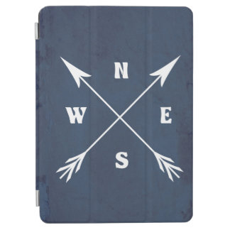 Compass arrows iPad air cover