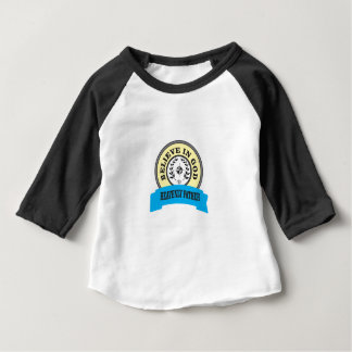 compass believe in god baby T-Shirt