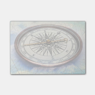 Compass Clouds Post-it Notes
