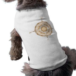 Compass Dog Shirt