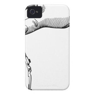 Compass Drawing Case-Mate iPhone 4 Cases