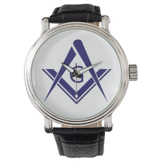 compass freemason guild mason organization sign sy watch