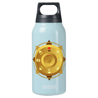 Compass Insulated Water Bottle