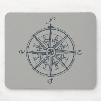 Compass Mousepad