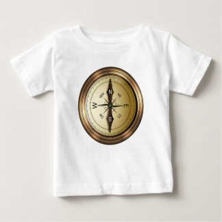 Compass North South East West Baby T-Shirt