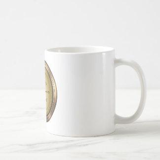Compass North South East West Coffee Mug