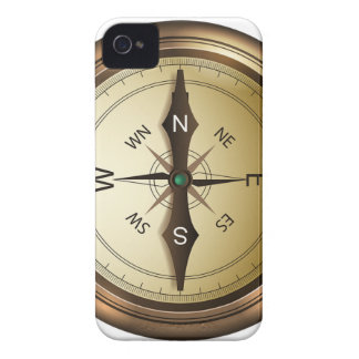 Compass North South East West iPhone 4 Case