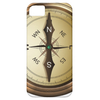 Compass North South East West iPhone 5 Case