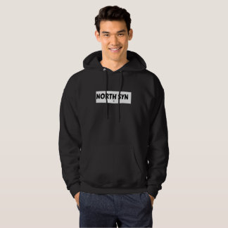 """""""Compass North Syn"""" Hoodie Black"""