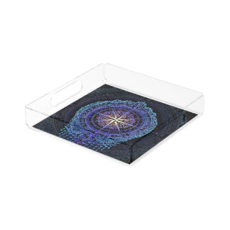 Compass of your Soul Acrylic Tray