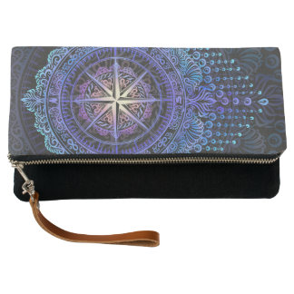 Compass of your Soul Clutch